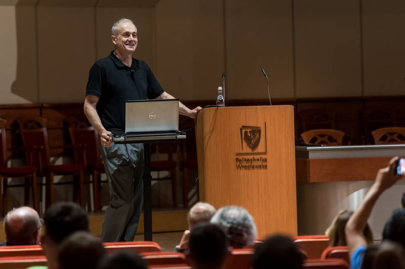 Prof  Adran Bejan - Nature, evolution and purpose
